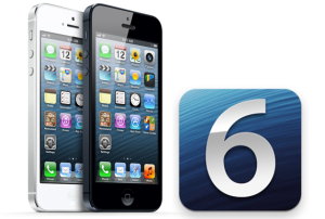iOS 6 & iPhone 5
