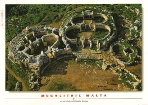 What are the Megalithic Temples of Malta?