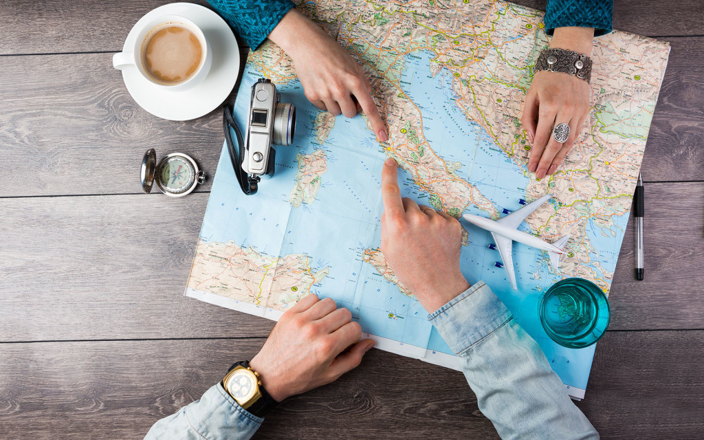 Don't Get Lost! How To Plan Out Your Trip Ahead Of Time
