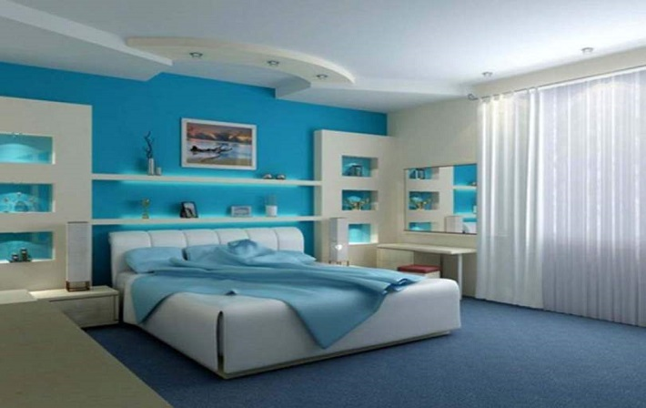Ideas of colors that make a small room look larger - What paint colors make rooms look bigger ...