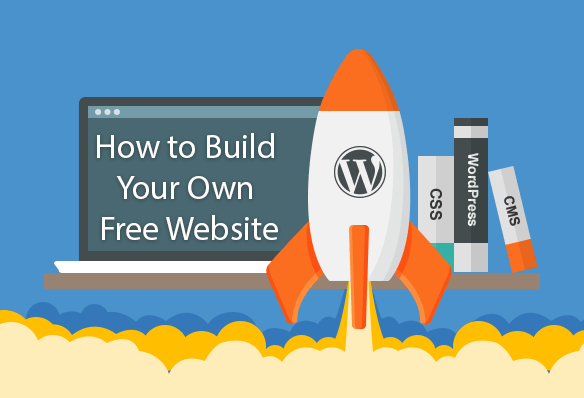 How to Build Your Website for Free
