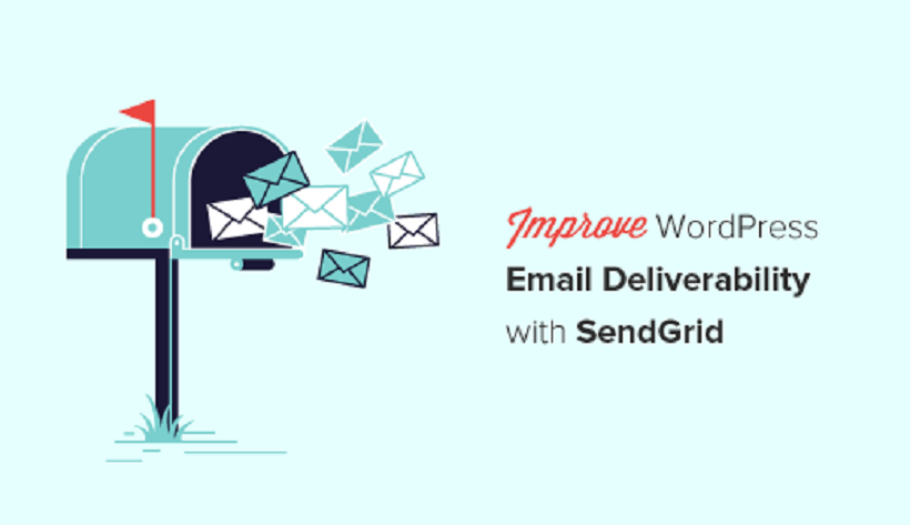 How to deal with email deliverability on a WordPress sites