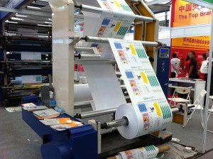 What services provide the flexographic printing companies in UK?