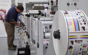 What are the advantages of used flexo presses?
