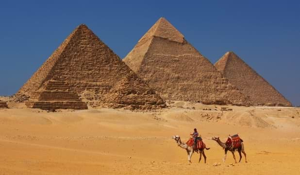 The Great Pyramid of Giza and the secret message of the Pharaohs