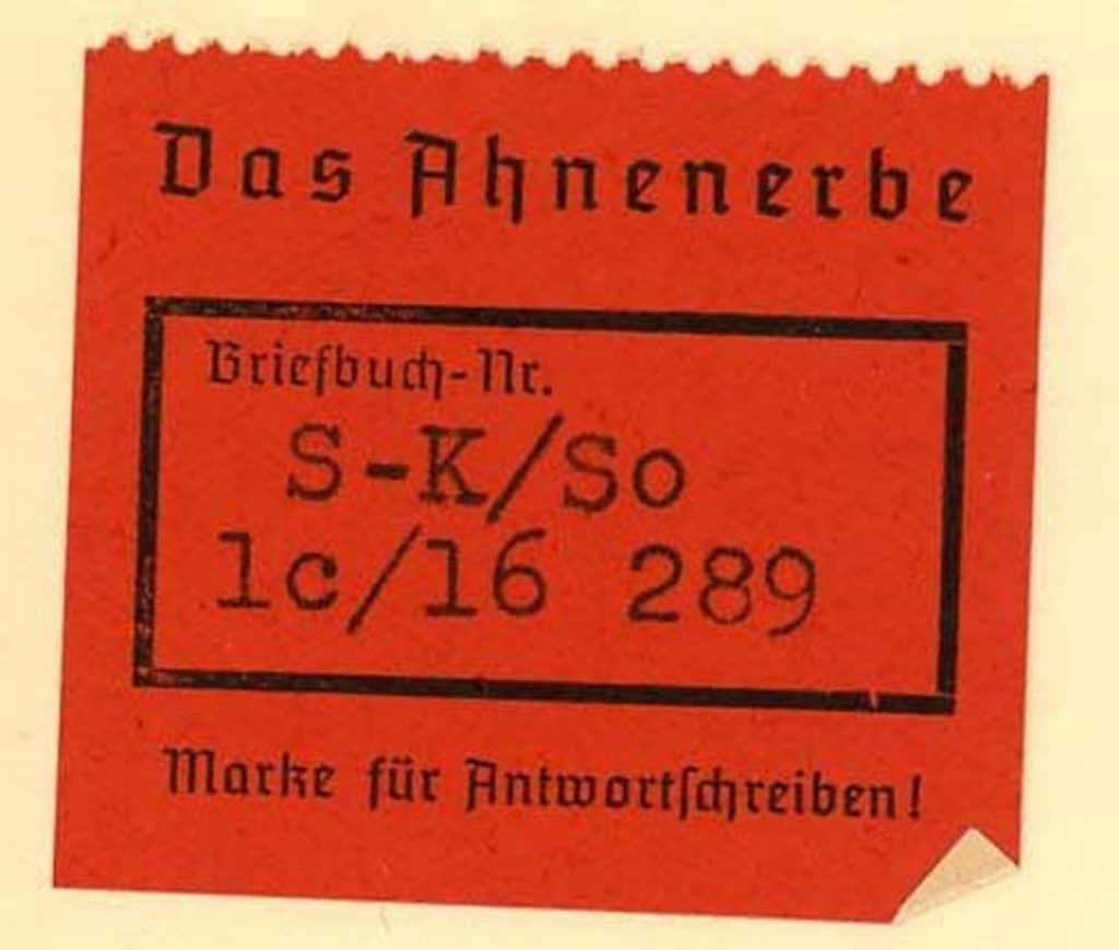 The Ahnenerbe archives, the secret of the greatest achievements of the Nazis